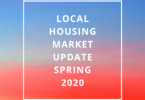 Local Housing Market Update Spring 2020