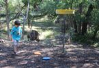 Disc Golf Courses near Cedar Park TX