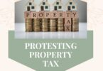 Protesting property tax